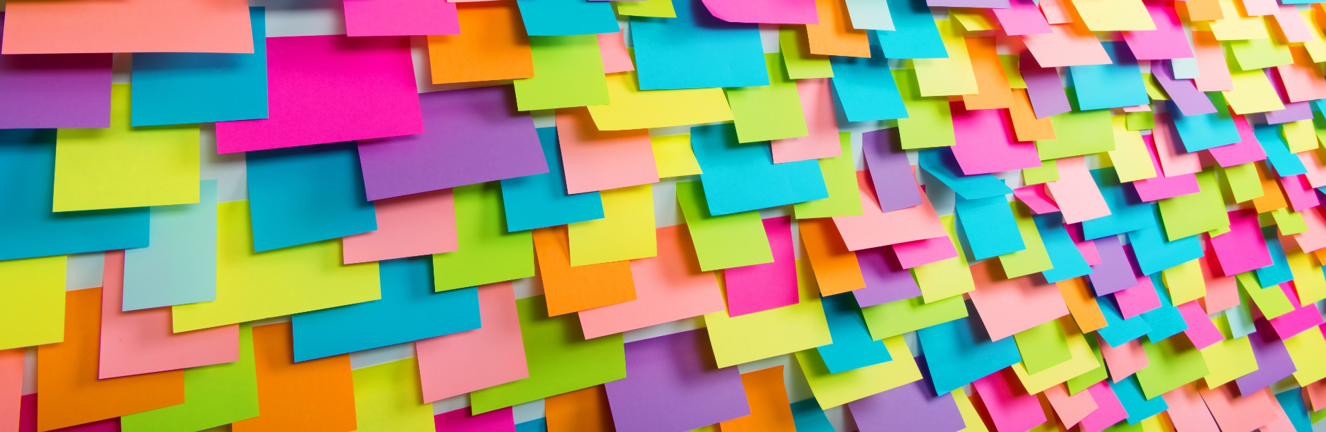 Header image with Stickies